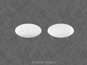 Image of Alendronate 35 mg-APO
