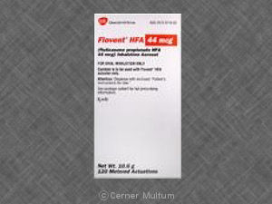 Image of Flovent HFA 44 mcg