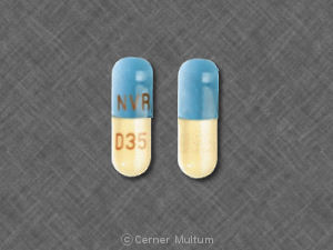 Image of Focalin XR 35 mg