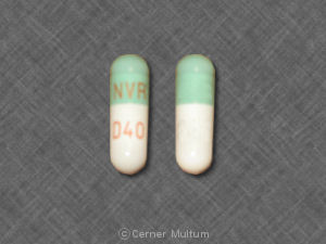 Image of Focalin XR 40 mg
