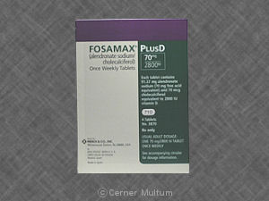 Image of Fosamax Plus D