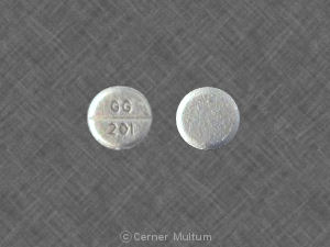 Image of Furosemide 40 mg-GG