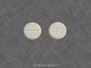 Image of Furosemide 40 mg-MYL