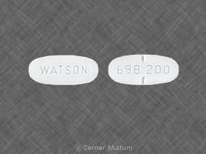 Image of Hydroxychloroquine 200 mg-WAT