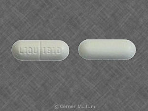 Image of Liquibid 600 mg