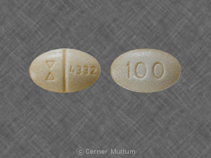 Image of Nefazodone 100 mg