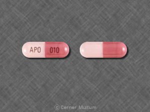 Image of Omeprazole 10 mg-APO