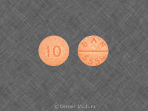 Image of Propranolol 10 mg-WAT