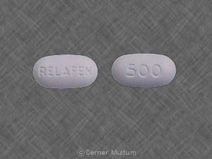 Image of Relafen 500 mg