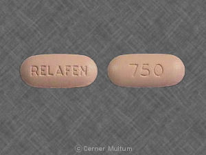 Image of Relafen 750 mg