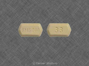 Image of Serzone 200 mg